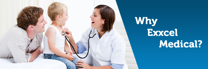 Why Exxcel Medical?